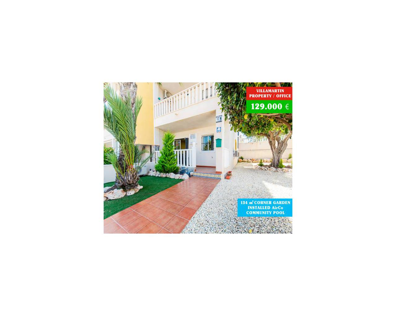 Business - Resale - Villamartin - Villamartin